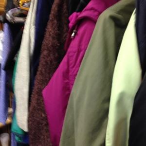 More Coats & Jackets