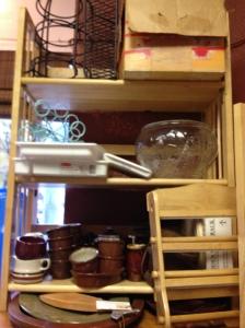 2 Punch Bowls & Misc Kitchen