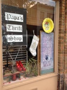 Papa's Thrift Shop