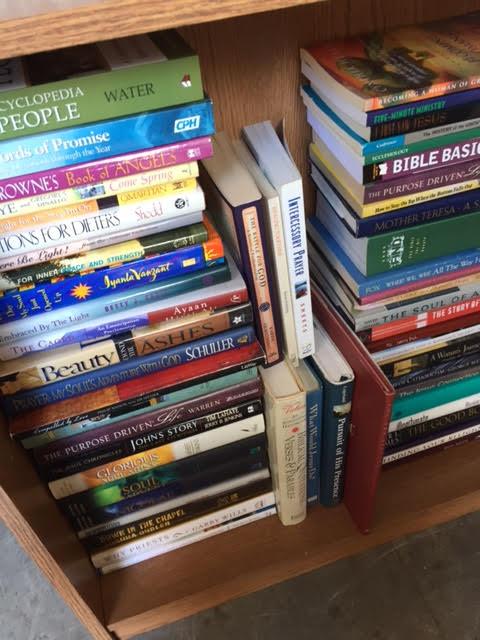 Book Sale! Contemporary Religious & Spiritual Books for the Lay Person